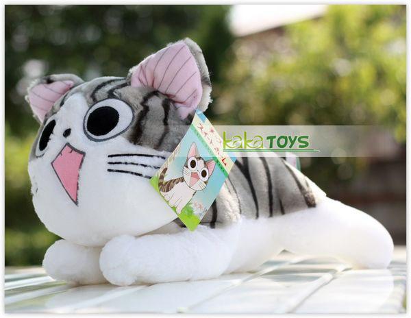 起司猫/私房甜甜猫/饭团猫/趴趴猫毛绒玩具公仔